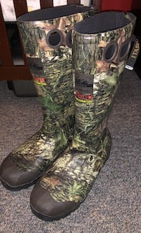 Itasca Waders 1000g Thinsulate Ultra Insulation Size 12 Like New  Carroll Valley, 17320
