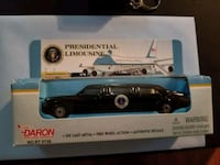 Presidential limousine die cast Redford Charter Township, 48239