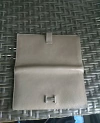 gray and white leather wallet Vancouver