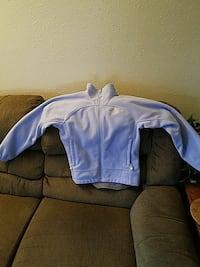 North Face Fleece Jacket Small