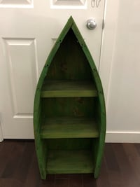 Rustic unique wooden display/bookcase $150 (pickup only) fcfs