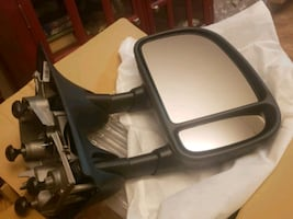 Pair of side mirrors 04 Ford F-350