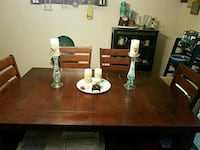 New dining room table and chairs Orange Park, 32073
