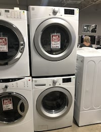 ☂Used LG Washer and Dryer Front Load Set  South Farmingdale