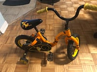 Bicycle Tigger.   12.5po Laval, H7T 2W2