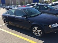 2004 Audi A4 Mississauga