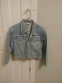 Jean jacket size medium by Newport News Washington, 20009