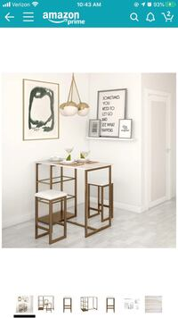 Marvel dining table Baltimore, 21212