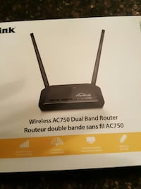 Wireless Ac750 Dual Band Router Montreal, H2M 2K8