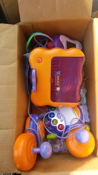 game system  includes games Parkville, 21234