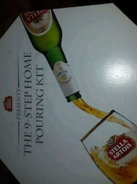 Stella 9 step home pouring kit  538 km