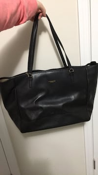 Coach leather tote River Vale, 07675