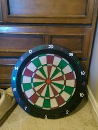 Green and purple dart board West Valley City, 84128