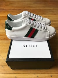 Mens Gucci ace Sneakers  Los Angeles, 90026