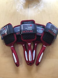 Revlon Essentials Straight And Smooth Paddle Brush (Set of 5) Tampa, 33625
