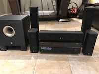 Yamaha Receiver & Speakers Mississauga, L5L 5M1