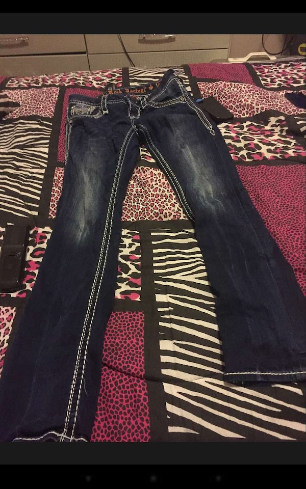 c5fa4acd7236 Used Rock revival jeans for sale in Minneapolis - letgo