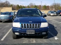 2003 Jeep Grand Cherokee LIMITED 4WD Laurel