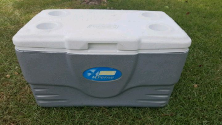 Photo Cooler Ice Chest
