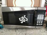 black and gray microwave oven Jeffersonville, 47130