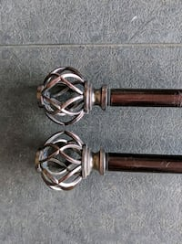 Curtain rods Pickering, L1V 6S4