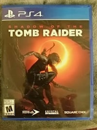 PS4 Shadow of the Tomb Raider  Richmond Hill, L4C 8Y8