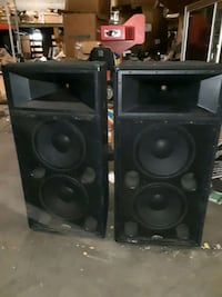 B-52 PA speakers for the pair Lockport, 60441