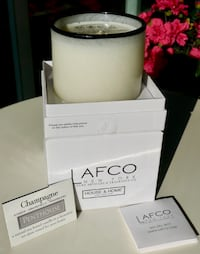 LAFCO New York House & Home Candle - $25 (Bethesda) Bethesda, MD, USA