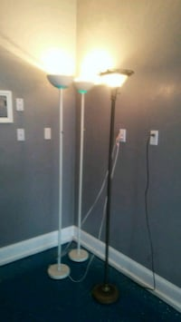 Tall lamps..(3)