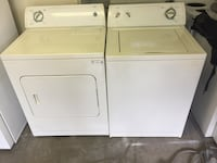 Creme Whirlpool Washer And Dryer Set  Apopka, 32703