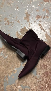 Size 37 new ankle boots  Toronto, M1K 4B7