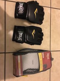 two pairs of black and yellow gloves Toronto, M6G 2B1