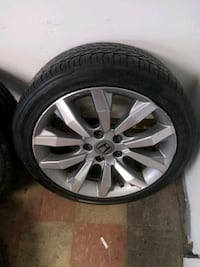 "17 "" HONDA STOCK RIMS Palos Heights, 60463"