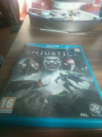 injustice  Wii U Tournan-en-Brie, 77220