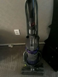 gray and purple upright vacuum cleaner Las Vegas, 89113