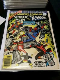 1st spider-man and new x-men team up Mississauga, L5W 1Y6