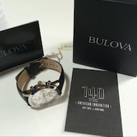 NEW & NICE...ANOTHER FINE BULOVA Lexington, 40509