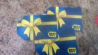 111 credit on best buy gift cards Mississauga, L5B 1C9