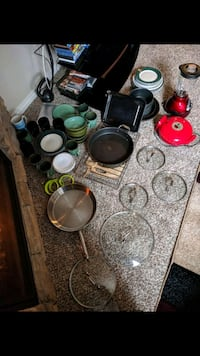 (Negotiable!) Cooking Equipment