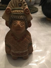 Mexican Mayan Figure - Small  Fullerton, 92833