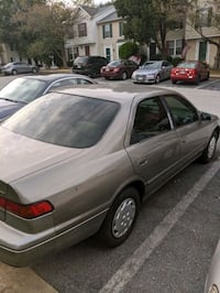 1998 Toyota Camry LE Savage