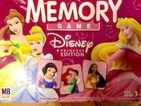 memory game disney princess edition