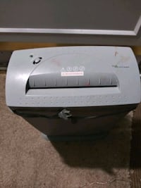 Paper Shredder( by Tec Solutions)