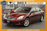 2011 Nissan Altima 4dr Sedan I4 CVT 2.5 SL SOUTHBOROUGH, 01772