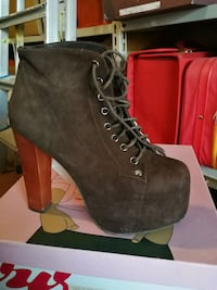 Jeffrey Campbell come nuove, usate due volte. 7235 km