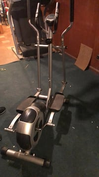 black and gray elliptical trainer Glen Cove, 11542