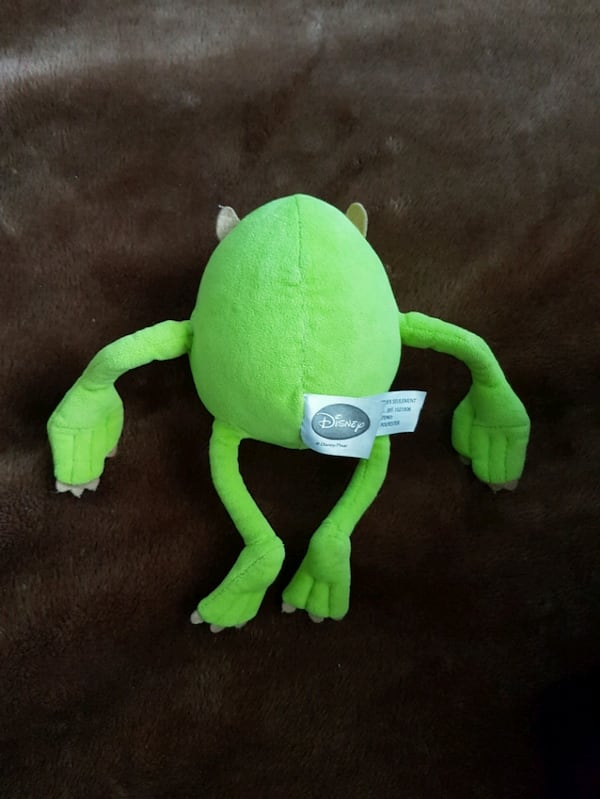 Disney Mike Wazowski Plush Toy  1