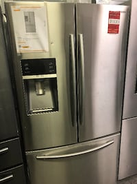 Samsung French Door Stainless Steel Los Angeles