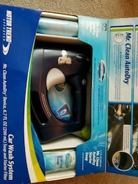 New Mr clean auto dry car wash kit. Mississauga, L4T 2V6