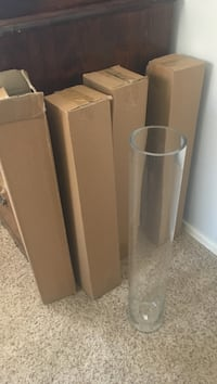24 inch tall glass vases (4 count) Phoenix, 85022